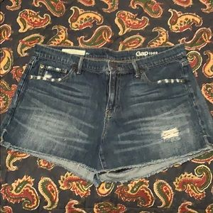 Gap Original Best Girlfriend Shorts